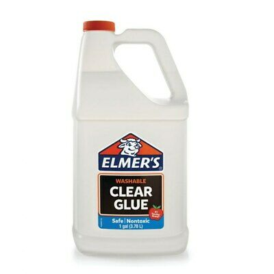 Elmer's Clear Washable Glue (1 Gallon)
