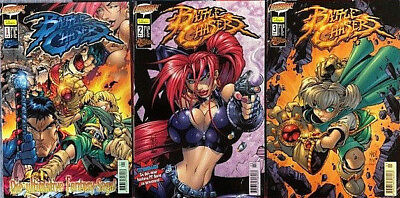 Battle Chasers 01 - 03 - Dino Comics -