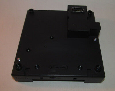Original Official Black Nintendo Gamecube GameBoy Player Game Boy Good Shape OEM