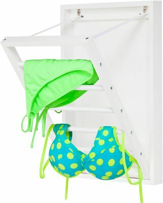 Honey Can Do DRY-04446 Single Wall Mount Drying Rack