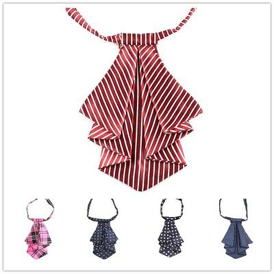 Women's Occupational Clothing Bow Tie Bank Staff Professional Uniform Neckties