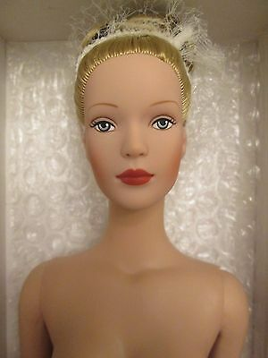 Tyler Wentworth Nude Tonner Authorized Display Doll Blonde SA Body Classic Face