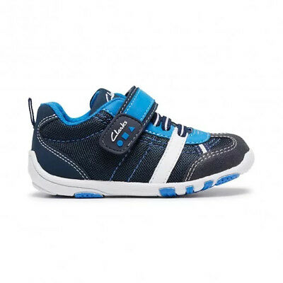 Clarks Boys Moss Sneakers/Sporty Shoes, RRP: $79.95