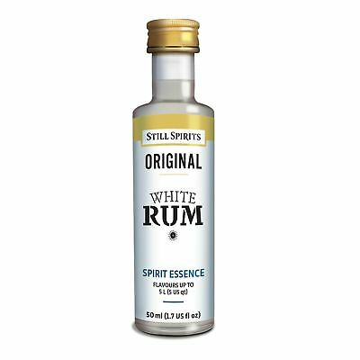 Still Spirits Top Shelf White Rum Essence Flavours 2.25L