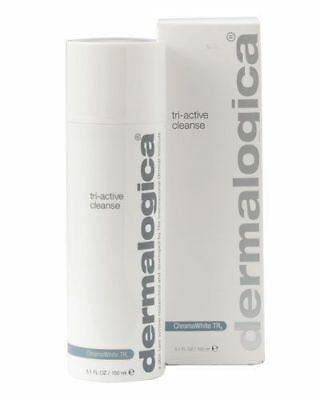 DERMALOGICA ChromaWhite TRx Tri Active Cleanse 5.1 oz NEW IN BOX Sealed