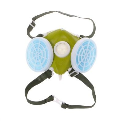 Gas Respirator Anti-Dust Filter Paint Spray Chemical Safety Mask Industrial