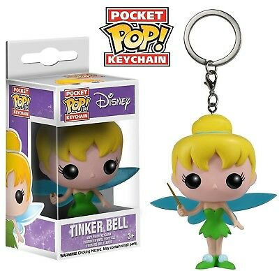 Funko - POP Keychain: Disney - Tinkerbell Action Figure