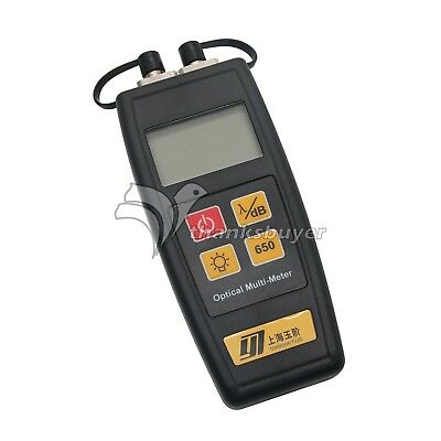 Mini Fiber Optical Power Meter 50mW Visual Fault Locator All in One YJ-550C