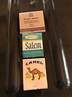 RETRO CAMEL CIGARETTES 1970's MATCHES MATCH BOX ADVERTISING