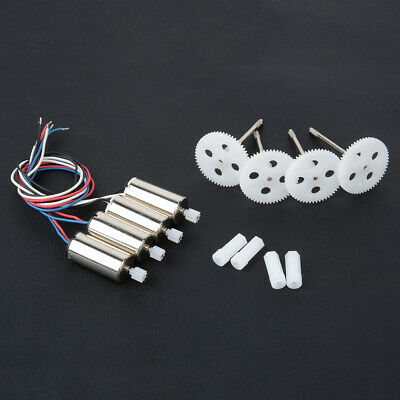 Engines Motor Gears Set parts For SYMA X5SW X5SC X5HC X5HW RC Quadcopter Drone