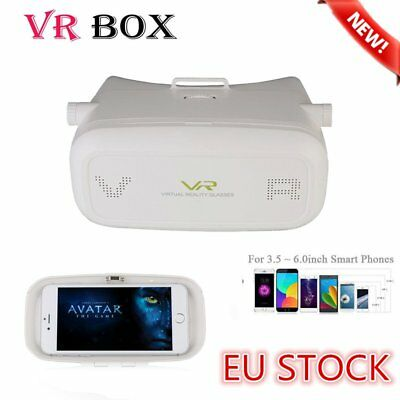 VR 3D IOS Android Virtual Reality Box Movie Headset Bluetooth Controller   YC