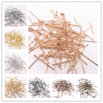 Wholesale all kind of Tone Connectors 16/20/22/30mm Head Pins Jewelry Making DIY