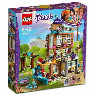 Lego Friends 41340 La Casa Dell'amicizia Gen - 2018