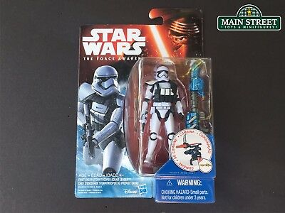 Hasbro Star Wars The Force Awakens First Order Stormtrooper Squad Leader New