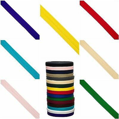 Soft Herringbone Acrylic Apron Bunting Webbing Bag Making Tape Strap 25mm / 38mm