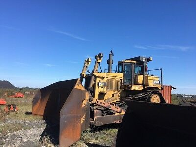 (2) Recertified Caterpillar D10R Crawler Tractors