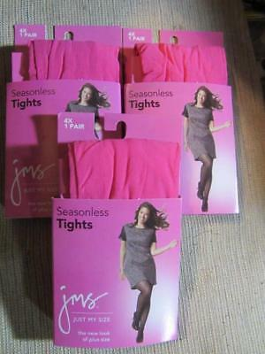 2 pack 'Hanes Seasonless Tight Size 4x Fuchsia