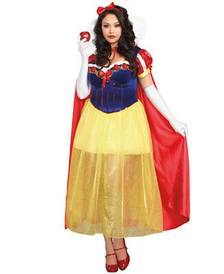 New Dreamgirl 10319X Plus Size Happily Ever After Costume