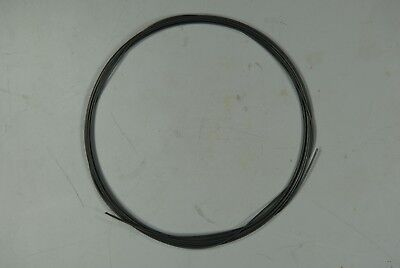 Molybdenum Wire : 1.0mm dia : 99.95% Pure : 5m length