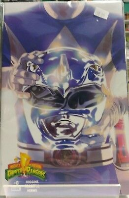 Mighty Morphin Power Rangers (2016) Comic Set Issues #0D - #8 VF 8.5+