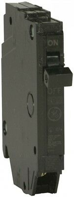 GE Q-Line 20 Amp 1/2 in. Single Pole Electrical Power Terminal Circuit Breaker