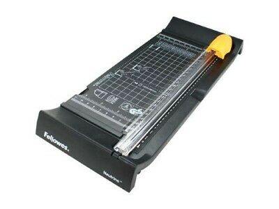 Fellowes Neutrino 90 54127 Personal Rotary Paper Trimmer Used