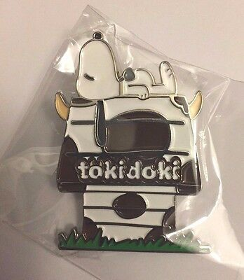 Tokidoki x Peanuts SDCC 2017 Enamel Lapel Pin Snoopy Dog House Set