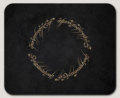 New Lord of the Rings Mouse Pad Mats Mousepad Hot Gift