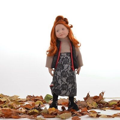 Zwergnase Junior Doll Andrea From 2018 Collection NEW