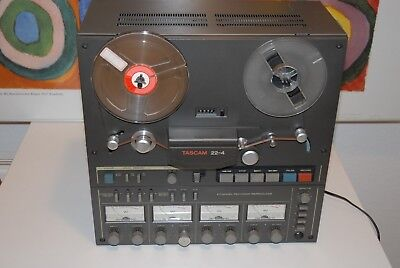 Tascam 22-4 Reel-To-Reel Tape Recorder