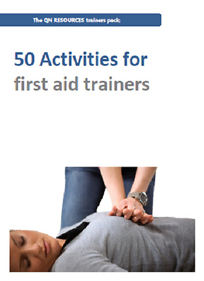 50 Activities for first aid trainers