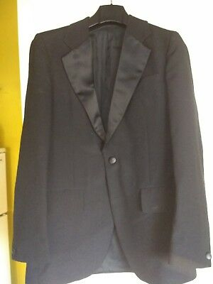 Vintage Sackville For Austin Reed Navy Blue Blazer Jacket 40 1980 S 39 00 Picclick Uk