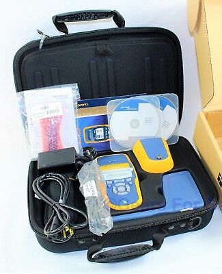 FLUKE NETWORKS AIRCHECK LE-WI-FI TESTER with ANTENNA