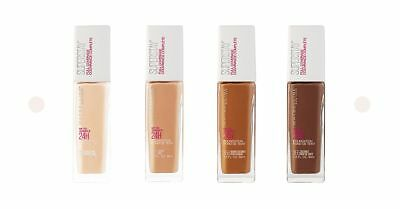 Maybelline Superstay Full Coverage 24Hr Foundation, You Choose!