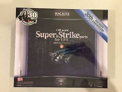 Macross 1/60 Super and Strike Parts for VF-1 30th Anniversary w/ Option Parts