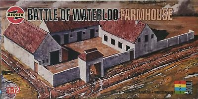 Airfix Battle of Waterloo Farmhouse Ref 04738 Escala 1/72
