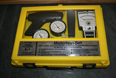 Aroso Motortest-Set, 5 in 1