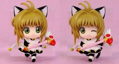 "Cardcaptor Sakura - Petit Chara Land ""Release The Seal"" Blind Mystery Figure Cat"