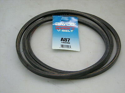 "Dodge Goodyear Cogged V-Belt A87/"" 87/""     4L890 89/"""