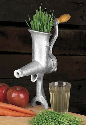 Universal Wheat Grass Juicer Model # 327 Also for Fruits & Vegetables  New