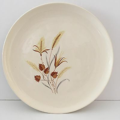 "Taylor Smith Taylor Ever Yours Autumn Harvest Wheat 10"" Dinner Plate Replacement"