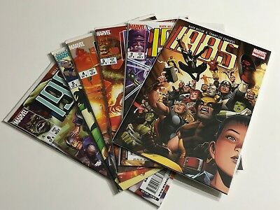 1985 #1-6 (1, 2, 3, 4, 5, 6) Marvel Comics Run/Lot Complete Millar VF/NM (CJ)