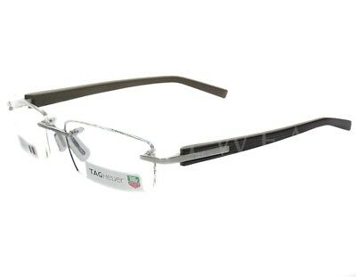 TAG HEUER Trends TH8104 009 Eyewear Frames Glasses RX Optical Eyeglasses France