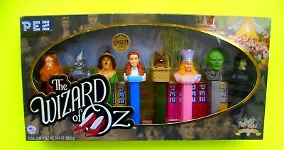 Pez The Wizard of Oz Limited Edition Box Ovp USA Version Collectors´s Series
