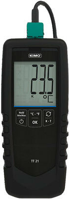 KIMO Instruments Handheld Thermocouple Thermometer TT21