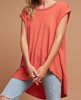Anthropologie (T.La) Sleeveless High-Low Tunic (S) NWT - $68.00