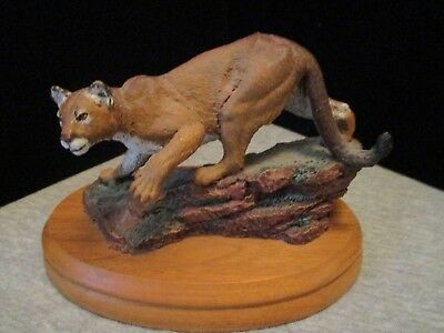 Great Animals of the American Wilderness, Mountain Lion