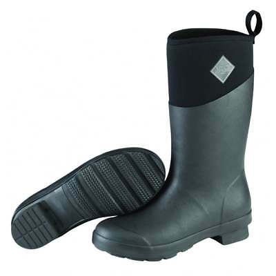 The Muck Boot Company Womens Tremont MID Black