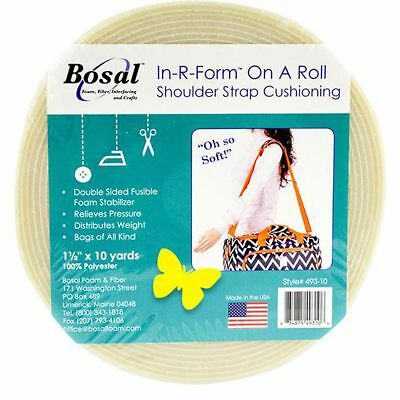 Bosal In R Form Shoulder Strap Cushioning Roll 1 Inch x 10 Yards (25.4 x 9.2m)