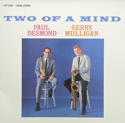 Desmond/Mulligan - Two Of A Mind++Vinyl 180g++Speakers Corner++RCA+NEU++OVP
